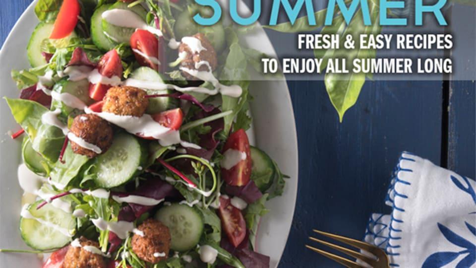 Modern Israeli Summer FREE Recipe eBook