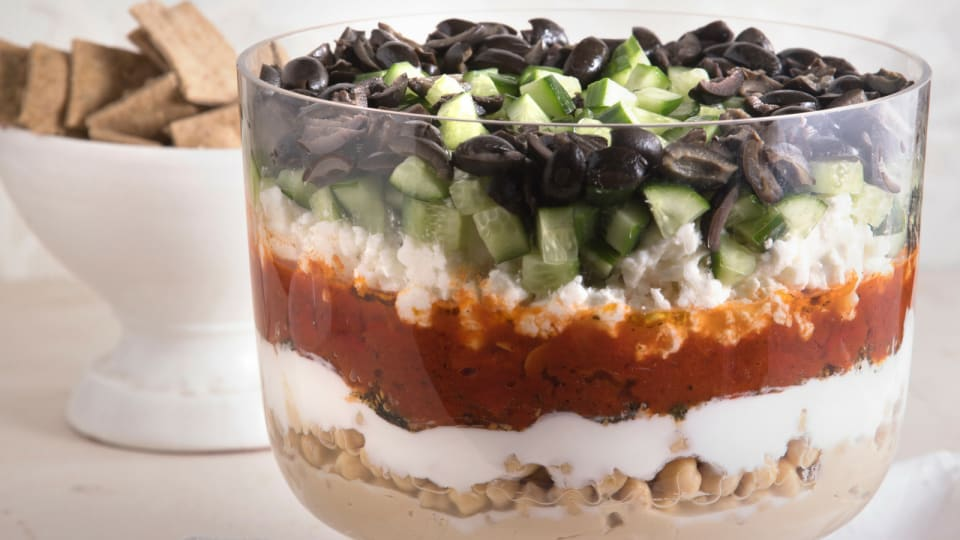 5 Ways To Layer Up Your Trifle Bowl
