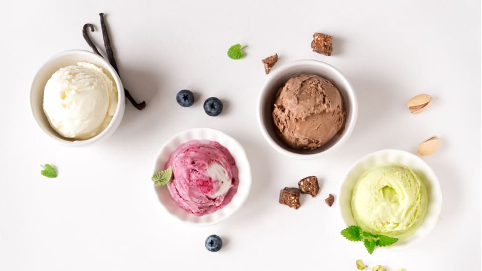 Ice Cream – The Ultimate in Comfort Food