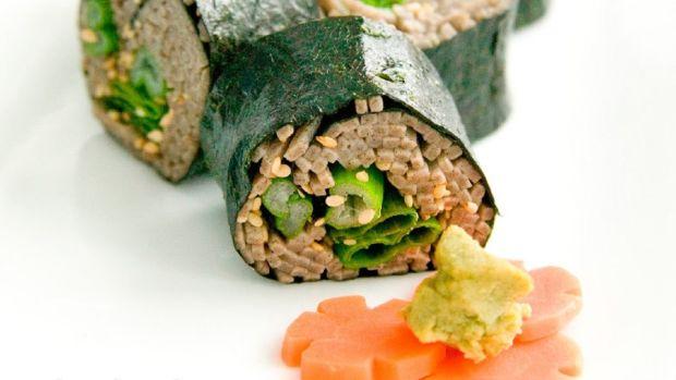 noodle sushi