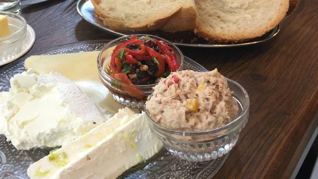 Isareli Breakfast