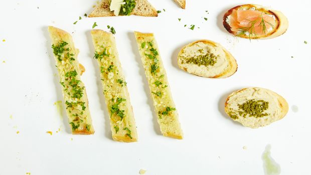 crostini appetizer