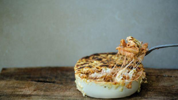 4 Cheese Baked Ziti