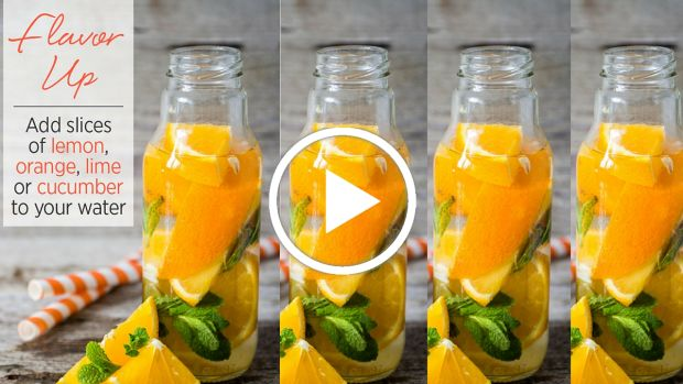 Flavor your water with these tips
