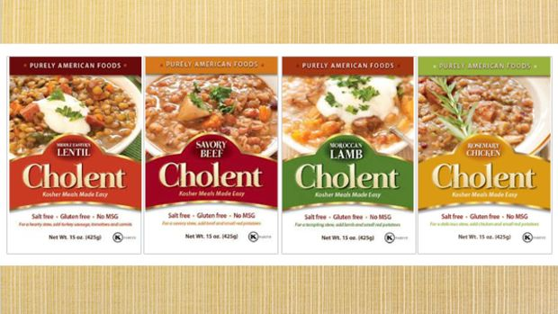 Cholent-homepage