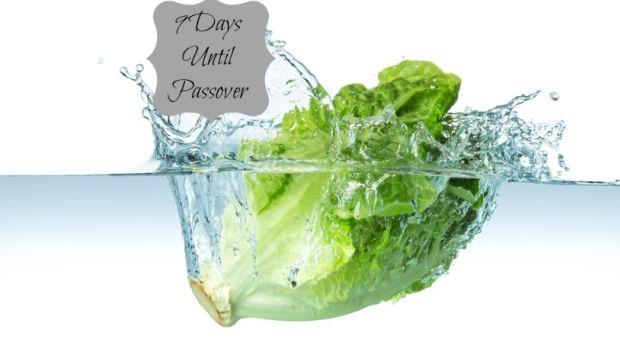 9 Days Until Passover