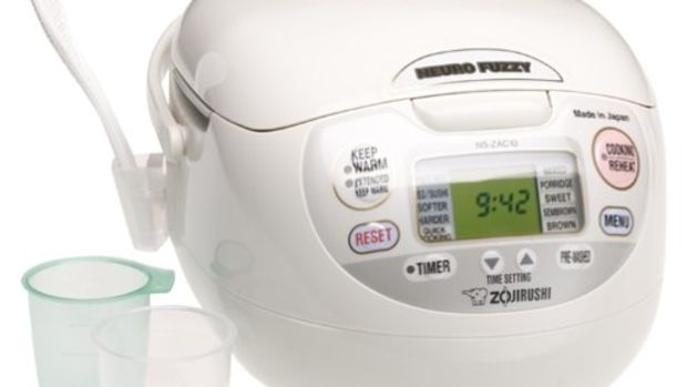 zokirushi rice cooker