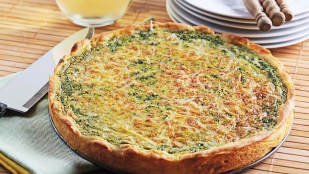spinach-ricotta-quiche