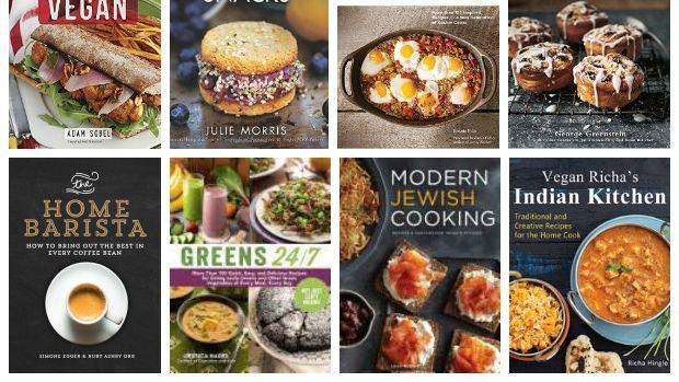 kosher cookbook collage