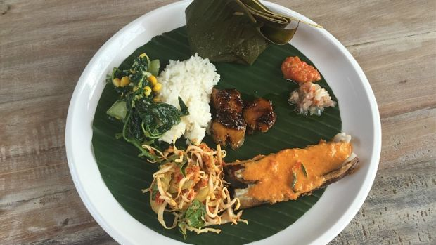 balinese meal