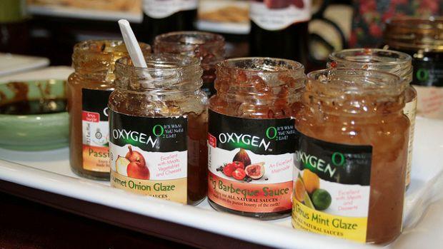 oxygen sauces