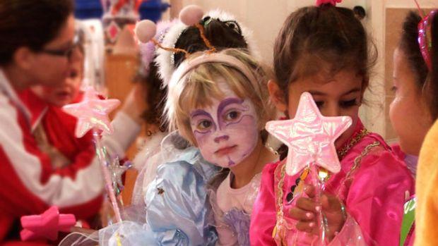 Memories of Purim Costumes Past