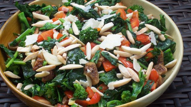 Broccoli Rabe Bounty