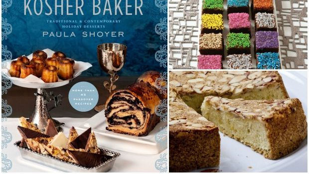 holiday baker collage