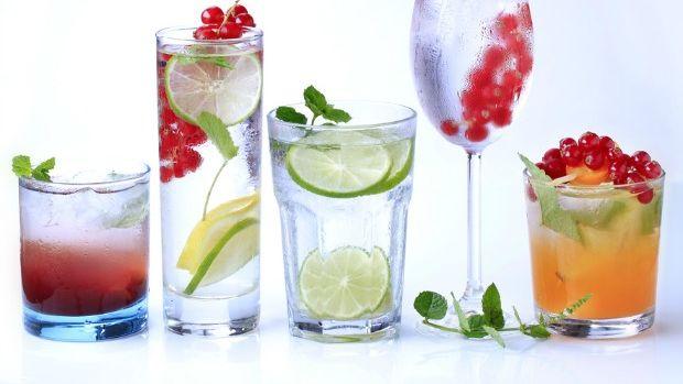 Kosher Gin Cocktails