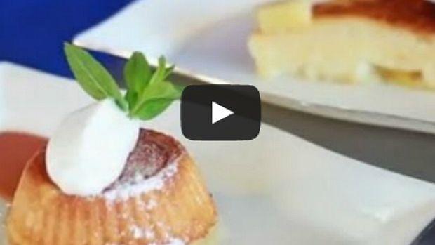 passover pineapple kugel video