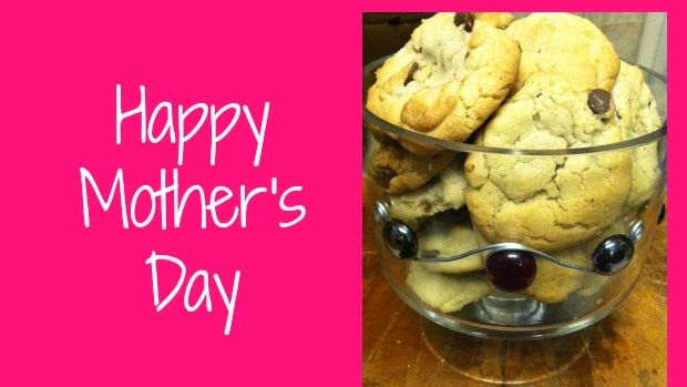 happy mother's day cookies