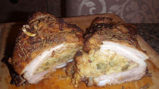 Stuffed Veal Roast