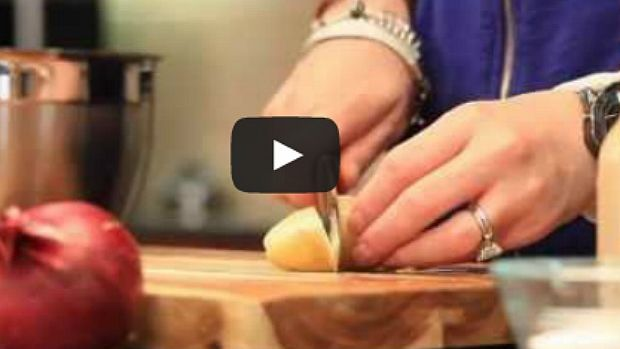 warm potato salad video