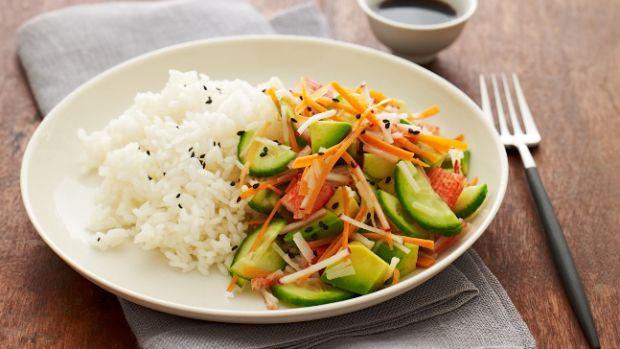 sushi-salad