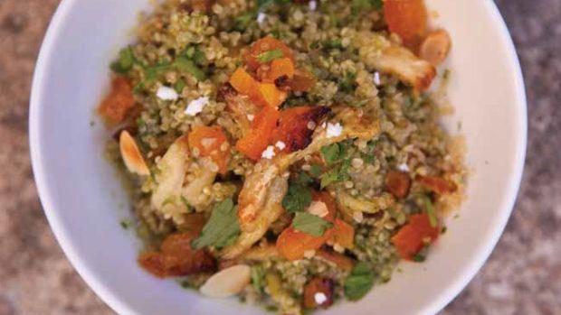 quinoa hr