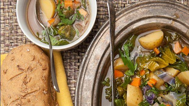 kale soup