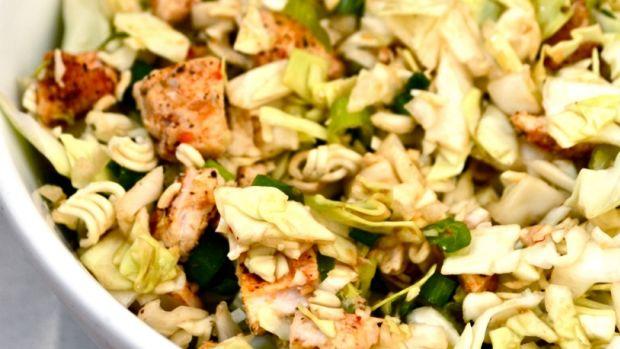 Cabbage Chicken Salad