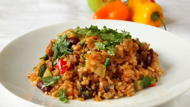 Meixcan Fried Rice