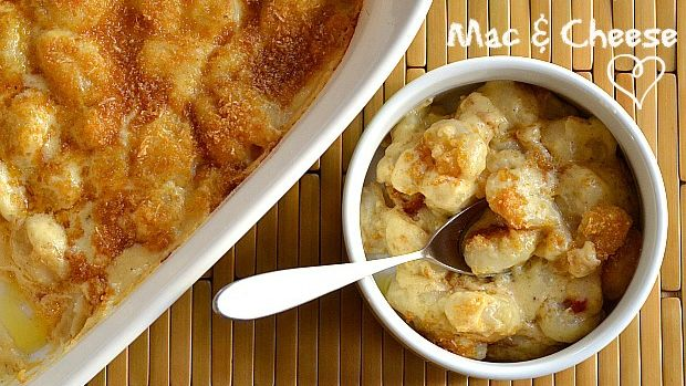 Gnocchi Mac and Cheese