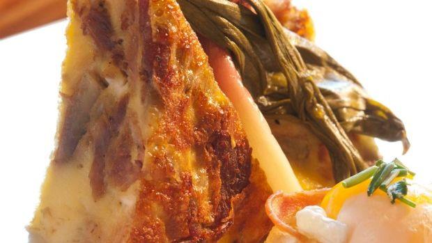 frittata Salami 2