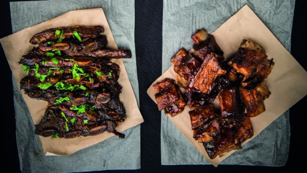 sharon lurie ribs