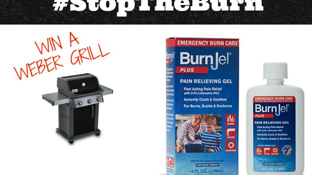 win a weber grill