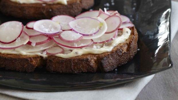 Radish-Sandwich