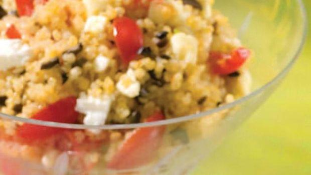 Mediterranean Quinoa