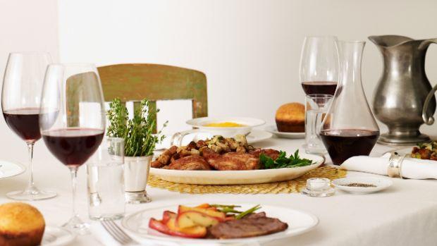 Rosh Hashanah Table and Recipes