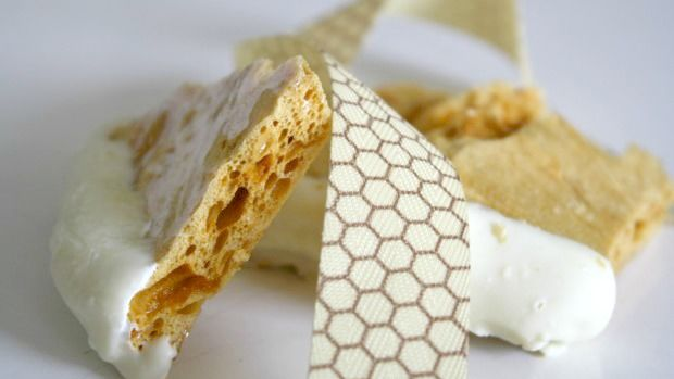 honeycomb candy