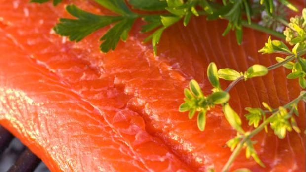 Salmon Gefilte Fish West Coast Style
