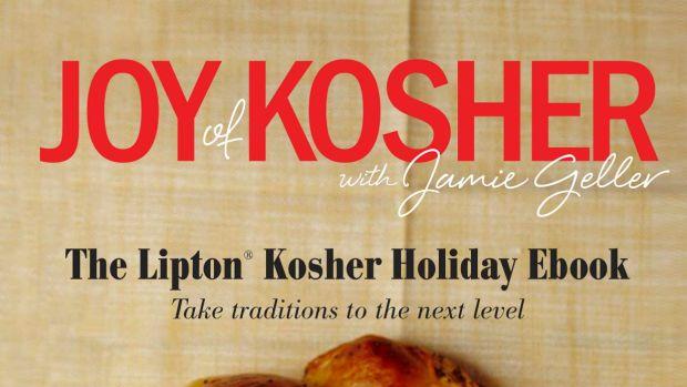 Lipton Kosher Holiday Ebook
