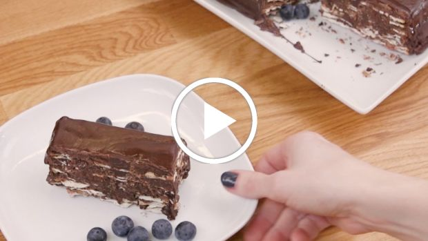 Matzo 7 Layer Cake