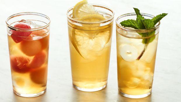jamies iced green tea