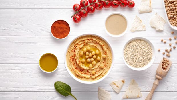 Israeli Pantry Essentials