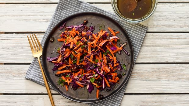 3 ingredient carrot salad