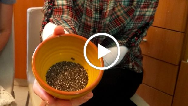 chia seeds video