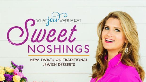 sweet noshings cookbook