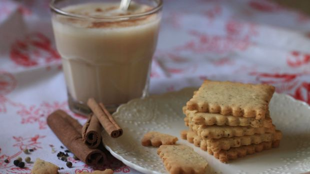 Chai Masala Cookies wide