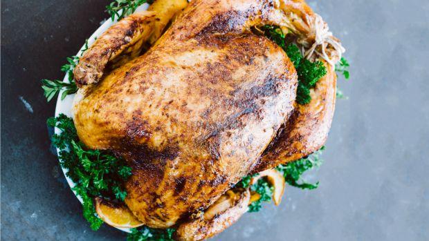 Brown Sugar Turkey