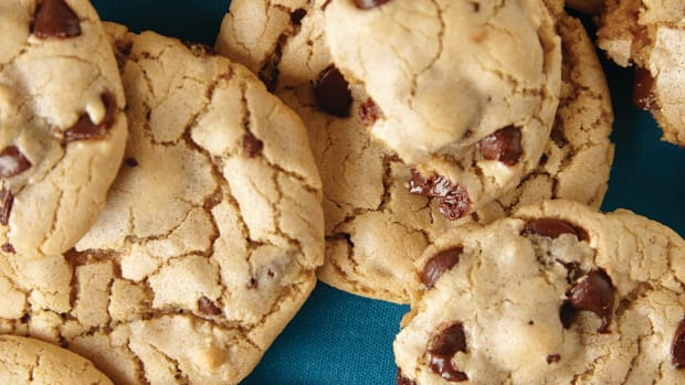Levana's Chocolate Chip Cookies 75