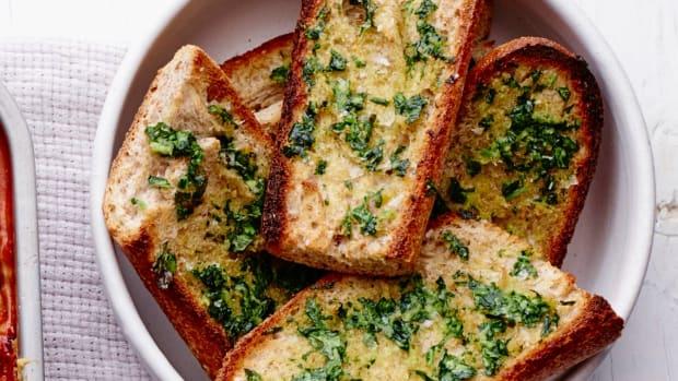 Garlic Bread horizontal