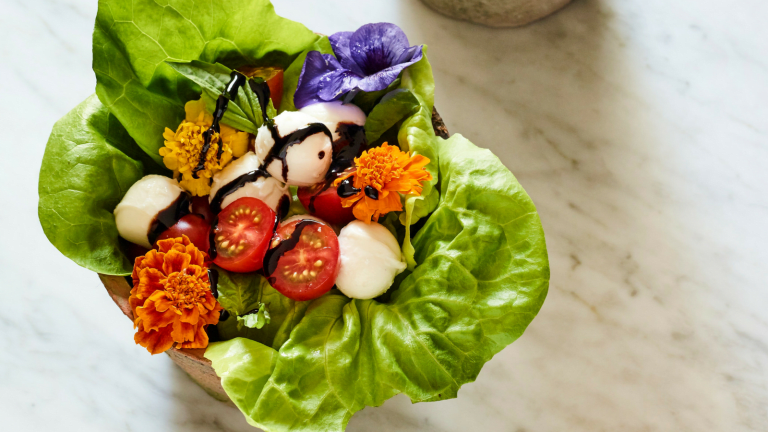 Fresh, Spring Salads Perfect for Shavuot