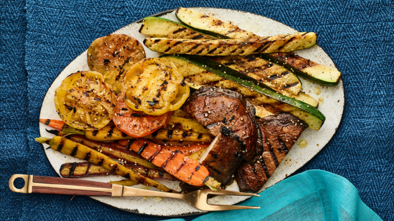 Vegan Grilling Recipes & Guide